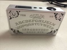 #Custom #Engraved #Ouiji-Sigelei-150w-Box-Mod-New-Authentic-Sig150