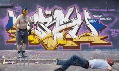 """Le masque """"OCT de Persu"""".  GIF réalisé par Persu. http://francispersu.blogspot.fr/"""