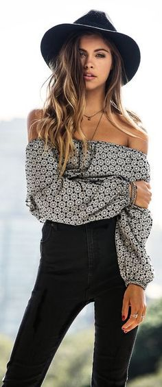 Paisley Print Off The Shoulder Top                                                                                                                                                     More