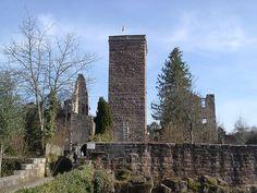 Ruine Zavelstein (Zavelstein, Teinachtal, Landkreis Calw)