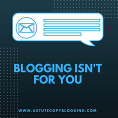 blogging definition, blogging for beginners, blogging for money, blog meaning, read blogs, blog examples, popular blogs, best blogs, Blogs. Blogger. Blog. Blogging isn't for everyone! There may be 152 million blogs worldwide. But blogging isn't for you! Blog post. Blogger. Blogging. What makes you a blogger?