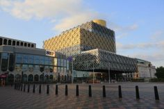 Library of Birmingham at Centenary Square