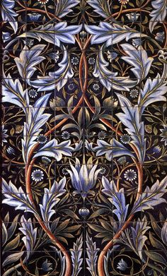 William Morris The most talented of all victorian designers