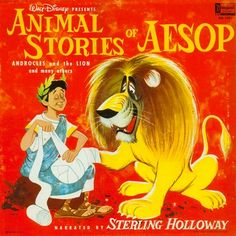 Animal Stories of Aesop with Sterling Holloway