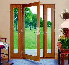 French Patio Doors With Sidelights