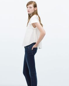 """Image 3 of """"LADY"""" JEANS from Zara"""
