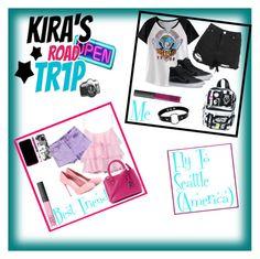 """Kira's Roadtrip 1 - Flying to Seattle"" by k-deniro ❤ liked on Polyvore featuring Pierre Balmain, Vigoss, Miu Miu, Ralph Lauren, Speck, Boohoo, Current Mood and Vans"