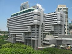 Singapore Power Building  #architecture #brutalism Pinned by www.modlar.com