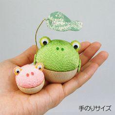 カエルおきあがり http://shop.sakurahorikiri.co.jp/products/detail1988.html