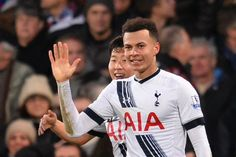 Dele Alli is joined by Liverpool & Man City men in the BBCs team of the week