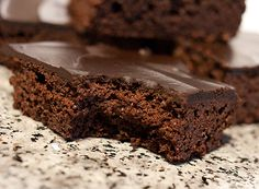 brownies LOW CARB   almond flour