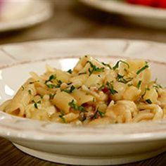 Try this Paola's Pasta recipe by Chef Stefano de Pieri. This recipe is from the show Cooking Paradiso with Stefano.