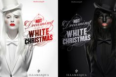 """Just How Offensive Are Illamasqua's """"Blackface"""" Ads?"""