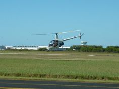 Robinson R22 Beta II VH-ZUE  Trial Introductory Flight with Precision Helicopters