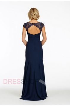 Quality Hot&Sale Sweetheart Long Dark Navy Lace Cap Sleeve Bridesmaid Dresses 2014 Sexy Backless Floor Length Party Gown Vestidos Party with free worldwide shipping on AliExpress Mobile Navy Blue Bridesmaid Dresses, Wedding Bridesmaid Dresses, Prom Dresses, Dresses 2014, Bridesmade Dresses, Navy Bridesmaids, Maternity Dresses, Dresses Online, Vestidos Chiffon
