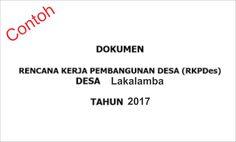 Lahirkan Program Pro Rakyat, RKP Desa Lakalamba Ditetapkan