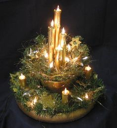 festive Christmas table candle centerpieces are a great way to bring make your kitchen table elegant, trendy and sophisitcated for Christmas 2016.   You will appreciate how beautiful and festive your kitchen will look which will get the attention of your family and friends.  You can't go wrong adding a little sparkle to your Christmas 2016.    Found also under   christmas candle centerpiece ideas  christmas candles centerpiece  christmas candle centerpiece    Christmas Stars Lighted…