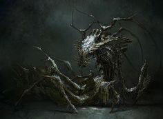 Dead Space 3 Boss Concept
