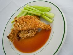 Buffalo Chicken Tenders with Celery Phase II (VLCD) includes breadsticks Buffalo Chicken Tenders, Healthy Meals, Healthy Recipes, Fresh Vegetables, Feel Better, Celery, Gourmet Recipes, Healthy Lifestyle, Paleo