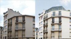 Surélévation des immeubles : mission impossible ? Faire prendre de la hauteur aux immeubles pour créer de nouveaux logements : c'est l'avantage de la surélévation. Une opération qui rencontre les faveurs des Français mais qui reste un peu délicat à mettre...