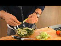 Episódio 53 Morango 5:5 Salada de Morangos (com mostarda e maçã) - YouTube