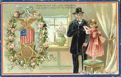 Shop US Flag Medal Wreath Flowers Veteran Postcard created by kinhinputainwelte. Vintage Holiday Postcards, Veterans Day, White Elephant Gifts, Flower Cards, Memorial Day, Photo Cards, Holiday Cards, War, Memories