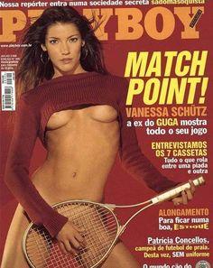Playboy Brasil Julho 2000 - Vanessa Schütz