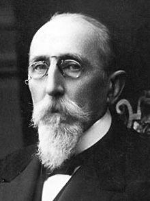 Leopold (Leo) Henrik Stanislaus Mechelin (born November 24, 1839, Hamina — January 26, 1914, Helsinki) was a Finnish professor, statesman, senator, liberal reformer and co-founder of Nokia