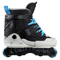 K2 Fatty Pro 2012 ... a classic reborn! #rollerblade #rollerblading #inline #skate #aggressiveinline