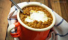 Gulasz z soczewicy (curry z soczewicy)