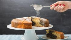 Mohnkuchen Rezept » Thea Cheesecake, Pudding, Desserts, Food, Cakes, Poppy Seed Recipes, Oven, Dessert Ideas, Food Food