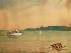 Sailboats, Painting, Art, Sailing Yachts, Art Background, Painting Art, Kunst, Sailboat, Paintings