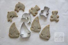Cukroví v létě? Linecké makové sušenky se povolují! Cookie Cutters, Sugar, Cookies, Desserts, Food, Crack Crackers, Tailgate Desserts, Deserts, Biscuits