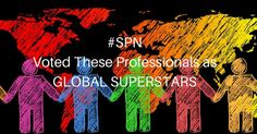 The Service Professionals Network highlights these amazing individuals, because they truly are global superstars. Who is your favorite global superstar. #SPN