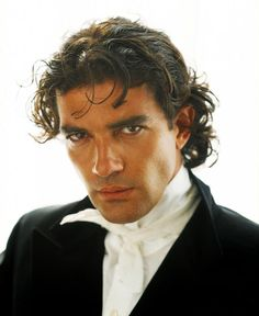 Antonio Banderas~Im going to drop.