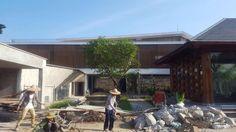 Lam chắn nắng - Thi công công trình tại Hà Tĩnh bởi Công ty H&P
