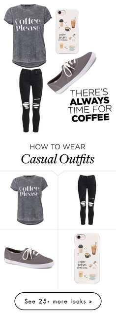 """""""I like going casual and all out at the same time"""" by always06atthetime on Polyvore featuring AMIRI, Keds, Casetify and CoffeeDate"""