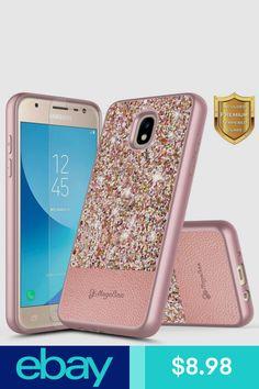 J737 Panda 2018 PHEZEN Galaxy J7 2018 Case,Galaxy J7 Star Case,J7 Crown Case,J7 Refine Case,J7 Aura Case,Clear Soft TPU Silicone Case Transparent TPU Bumper Protective Case for Galaxy J7