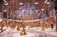 Camarillo Ranch. More ideas of what is possible inside our Big Red Barn!