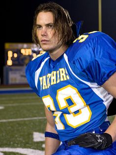 Him in that football uniform… | 26 Times That Tim Riggins Was Pure Perfection