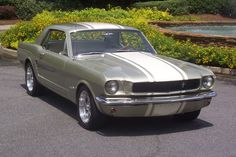 About This Vehicle Mileage: 101,700 Engine: 5.0 V8 Body Style: Coupe Transmission: Automatic Exterior Color: Honey Gold Interior Color: White VIN: 5F07T601215 Price: SOLD AWESOME 1965 FORD MUSTANG RESTO MOD READY TO SHOW 'N GO!! It is with mixed emotions that I am listing this awesome 1965 Ford Mustang on ebay.  When I bought this …