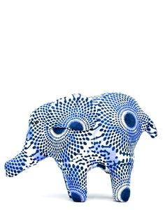 African Fabric Animal in elephant