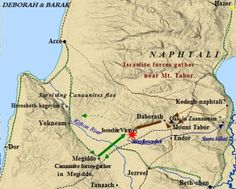 The Battle of Hazor under Debrah & Barak took place within the tribal boundaries of Issachar. Israel won a great victory by defeating King Jabin, and ending their oppression.