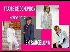 traje Barcelona niños
