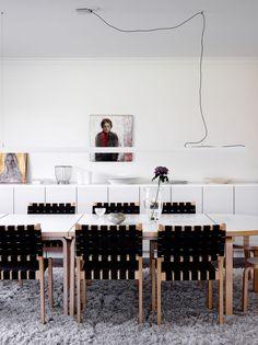 Interior Architecture, Interior Design, Alvar Aalto, 2020 Design, Apartment Interior, Scandinavian Interior, Dining Area, Furniture Design, Sweet Home