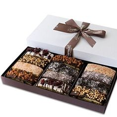 Barnett& Gourmet Chocolate Biscotti Gift Basket, Christmas Holiday Him & Her Cookie Gifts, Prime Unique Corporate Men Women Valentines Mothers Fathers Day Baskets Thanksgiving Birthday Get Well Idea Cookie Gift Baskets, Gift Baskets For Him, Cookie Gifts, Basket Gift, Chocolate Gifts, Chocolate Lovers, Chocolate Basket, Fathers Day Baskets, Brownie Packaging