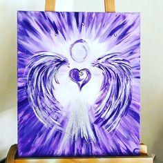 #www.herzoase.com#power#powerangel#lila#strahlen#kunst#art#kunstart#energy#energyart#carmens#spiritual#spirit#soul#heaven#himmlisch #himmlischschön#spritualart#spiritart#decoration#homedecor#home#homedesign#happy#happiness#freude#fun