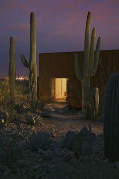 Rick Joy house | Desert Nomad House | Tucson Desert Architecture ... www.desertnomadhouse.com/