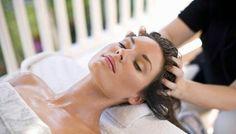¡Recupera la salud de tu cuero cabelludo! Esta mezcla botánica de aceites esenciales crea un tratamiento acondicionador profundo para el cuero cabelludo y el ca