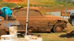 How looks vehicles after 40 years under water. Found here: http://www.news.com.au/world/six-bodies-found-in-rusted-cars-in-foss-lake-oklahoma-40-years-on/story-fndir2ev-1226722418956